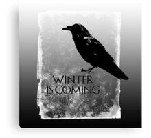Raven ( GoT ) Canvas Print