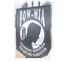 POW~~MIA Poster