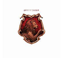 Gryffindor Crest Harry Potter Photographic Print
