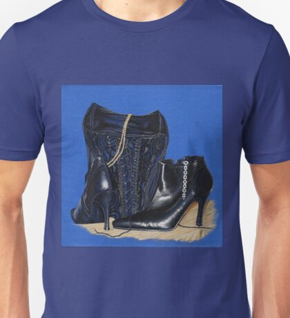 Baroque still life Unisex T-Shirt