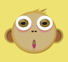 Monkey Face by monkeytrimmings