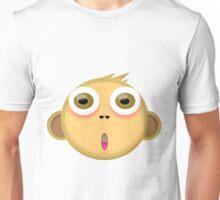 Monkey Face Unisex T-Shirt