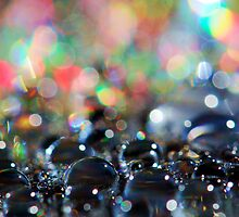 Neon Rainfall by Mikeinbc1