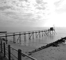 Fishing site - Atlantic ocean - 2nd shot by stephane almosnino