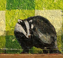 London badger by Respire