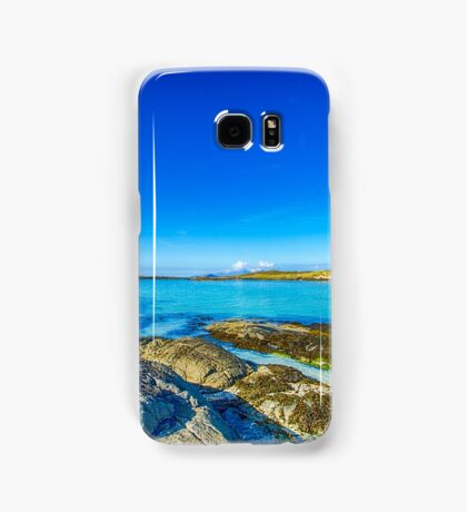 Sanna Bay 2 Ardnamurchan Peninsula Samsung Galaxy Case/Skin
