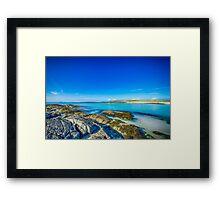 Sanna Bay 2 Ardnamurchan Peninsula Framed Print
