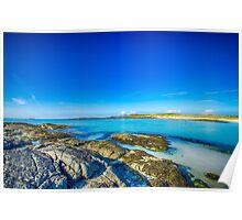 Sanna Bay 2 Ardnamurchan Peninsula Poster
