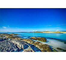 Sanna Bay 2 Ardnamurchan Peninsula Photographic Print