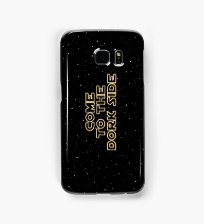 The Dork Side Samsung Galaxy Case/Skin