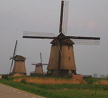 Windmills by schaduwvacht