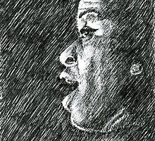 Jazz Portraits- Sarah Vaughan by Francesca Romana Brogani