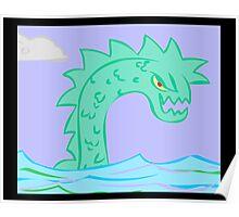 sea serpent... Poster