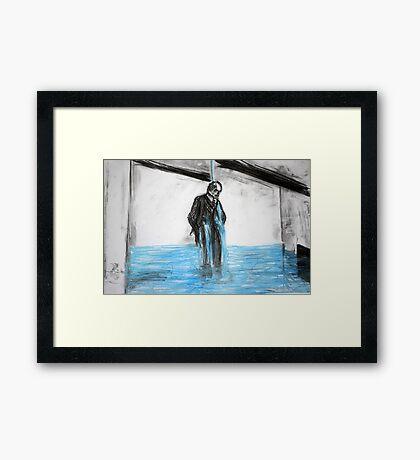 The Saltwater Room Framed Print