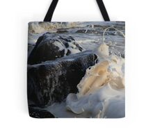 Milky Atlantic Tote Bag