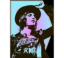 Noel Fielding - The Mighty Boosh Photographic Print