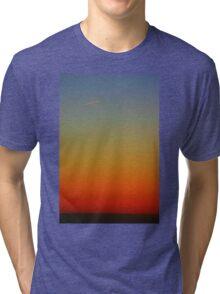 Rainbow sky Tri-blend T-Shirt