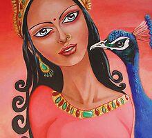Lakshmi by MoonSpiral