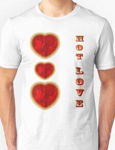 Hot love- ART+ Product Design T-Shirt