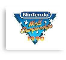 Nintendo World Championships 1990 Canvas Print