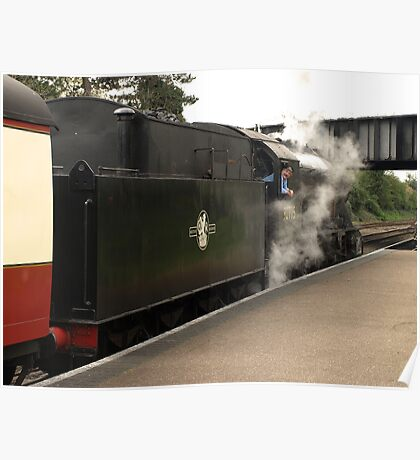 The Jolly Engineman Poster