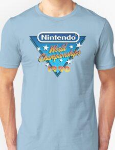 Nintendo World Championships 1990 Unisex T-Shirt