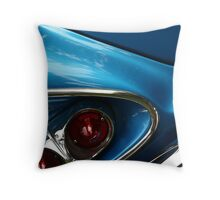 Am I Blue Throw Pillow