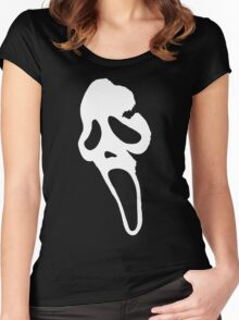 Ghostface Women's Fitted Scoop T-Shirt