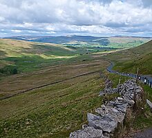 Yorkshire by John (Mike)  Dobson
