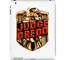 Judge Dredd iPad Case/Skin