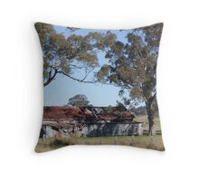 Sandy Creek Rd - Mt Vincent Throw Pillow