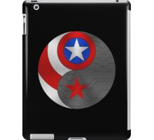 Winter Cap Ying Yang iPad Case/Skin