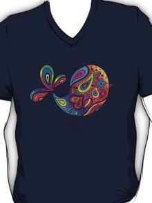 Big Rainbow Bird T-Shirt