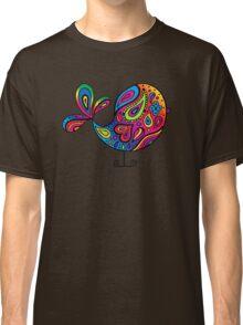 Big Rainbow Bird Classic T-Shirt