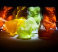 Gummy Bear Photography - Sometimes Slower is Better by michalfanta