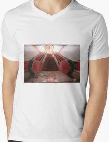 Metro 2033 Mens V-Neck T-Shirt