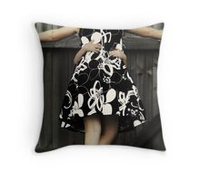 Hide and Seek.... Throw Pillow