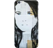 Sapphire.  iPhone Case/Skin