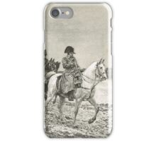 Napoleon Campaign North East France 1814 iPhone Case/Skin