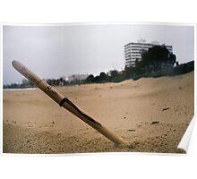 Beach Wand Poster