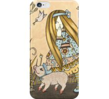 No Mistake About It iPhone Case/Skin