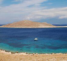 Nissos island, Halki by David Fowler