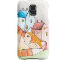 The House Cat Samsung Galaxy Case/Skin