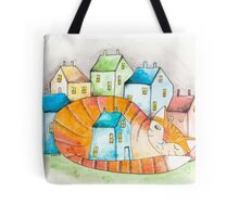 The House Cat Tote Bag
