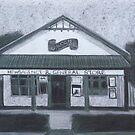 Loch General Store by Joan Wild