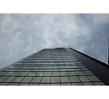 looking up... Photographic Print