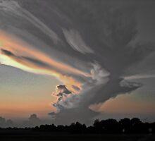 Indiana Clouds by Gary Paakkonen