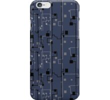 Digital Trees iPhone Case/Skin