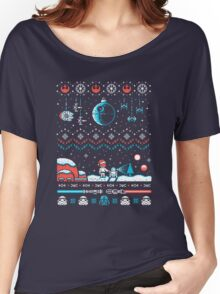 HOLIDAY FAR FAR AWAY Women's Relaxed Fit T-Shirt