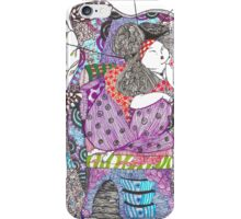 The Bored Empress iPhone Case/Skin